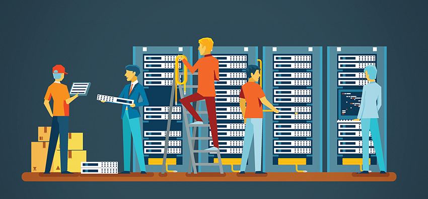 Výhody anevýhody zdieľaného hostingu - magnetica.sk