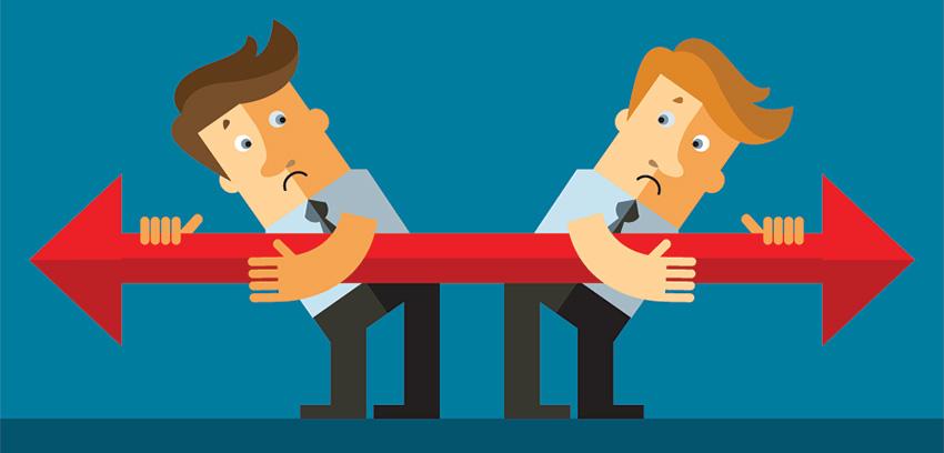 """10 časom overených tipov, ako sa vysporiadať so situáciou pri voľbe """"zlého"""" obchodného partnera."""