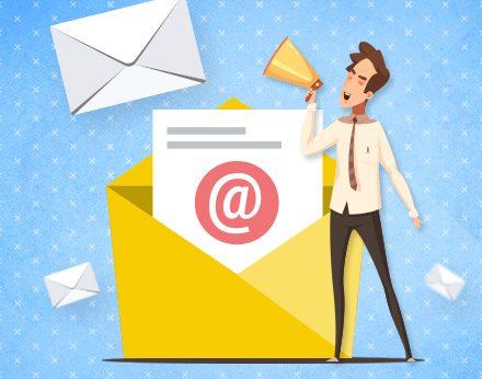 Ako vytvoriť zaujímavý predmet emailu - magnetica.sk