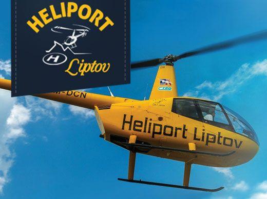 Heliport Liptov - eshop