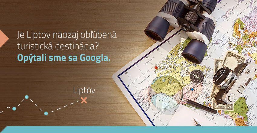 Je liptov naozaj obľúbená turistická destinácia? Opýtali sme sa Googla | magnetica.sk